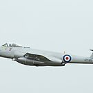 Gloster Meteor by inmotionphotog