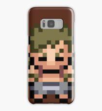 Bruno Overworld Sprite: FRLG Samsung Galaxy Case/Skin