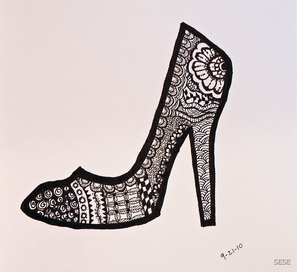 Rad Shoe by SESE