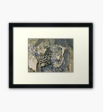 natural history III Framed Print