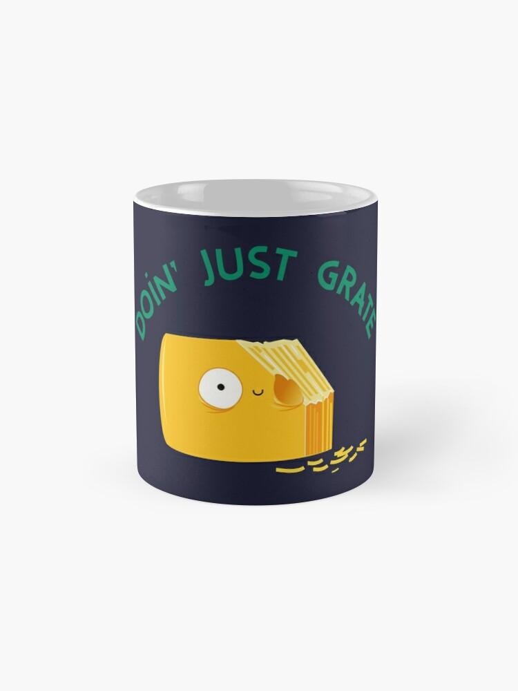 Alternate view of Grate Mug