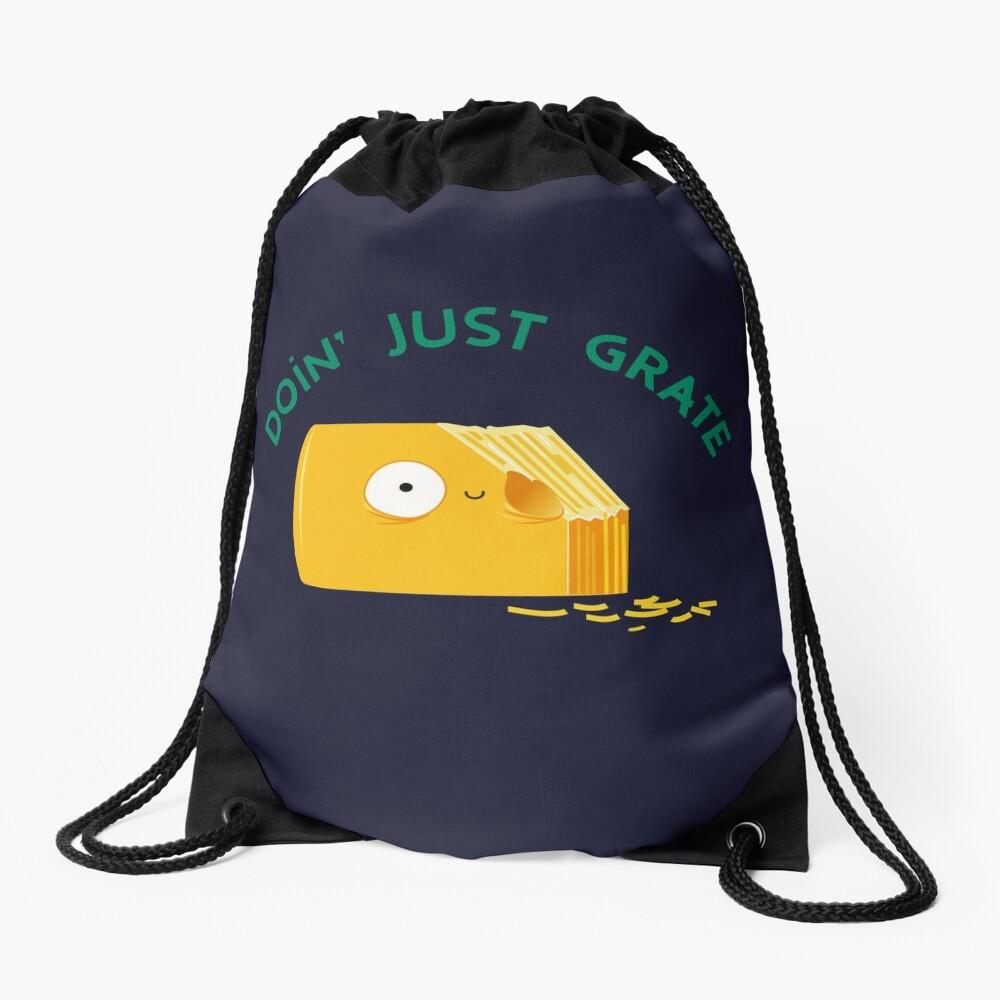 Grate Drawstring Bag