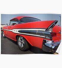 1957 Pontiac  Poster