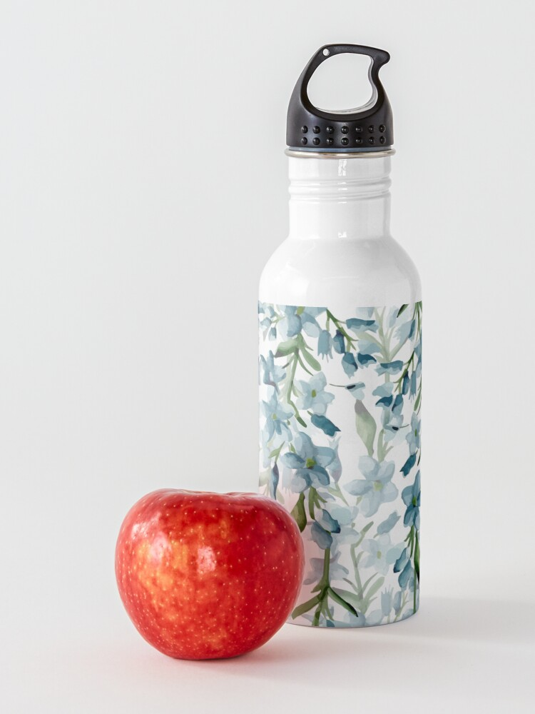 Alternate view of Blue branches Water Bottle