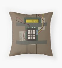 CS GO Bomb Throw Pillow
