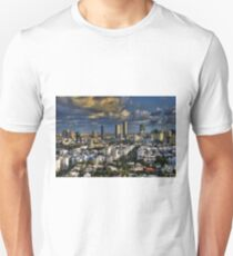 Tel Aviv Heliport shadowing T-Shirt