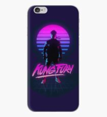 Kung Fury iPhone Case