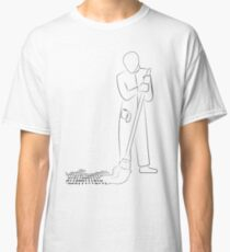 Digital Janitor Classic T-Shirt