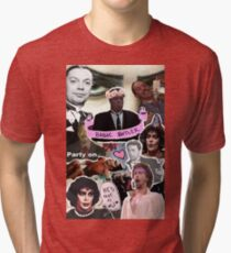 The God that is Tim Curry Tri-blend T-Shirt