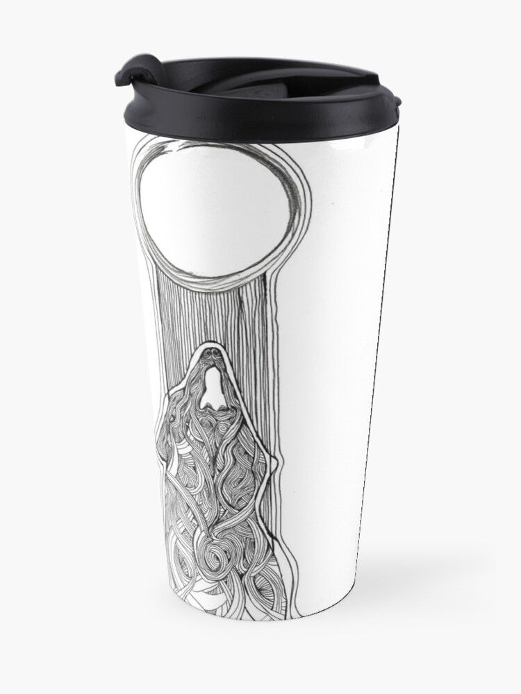 Alternate view of Howl Travel Mug