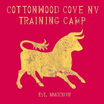 Cottonwood Cove NV Legion Training Camp by Realbreather