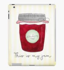 This is my jam! iPad Case/Skin