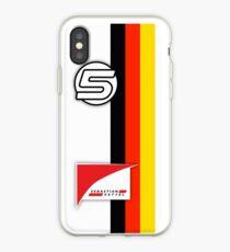 Vettel Helmet iPhone Case