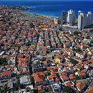Tel Aviv the first neighborhoods by Ronsho