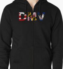DMV Kapuzenjacke