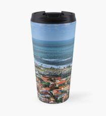 Tel Aviv spring time Travel Mug