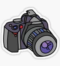 Appareil photo numérique Sticker