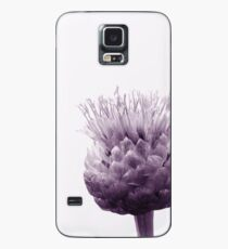 Monochrome - Centaurea Case/Skin for Samsung Galaxy