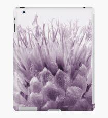 Monochrome - Centaurea iPad Case/Skin