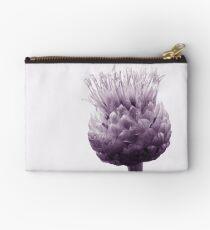 Monochrome - Centaurea Zipper Pouch