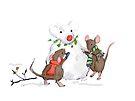Snowmouse by Jennifer Kilgour