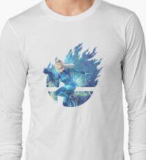 Smash Hype - Zero Suit Samus Langarmshirt