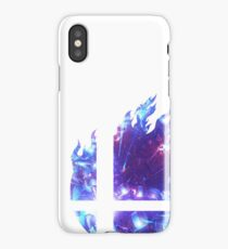 Smash Hype - Blue iPhone Case