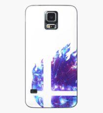 Smash Hype - Blue Case/Skin for Samsung Galaxy