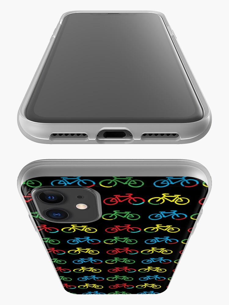 Alternate view of Bike Race iPhone Case & Cover