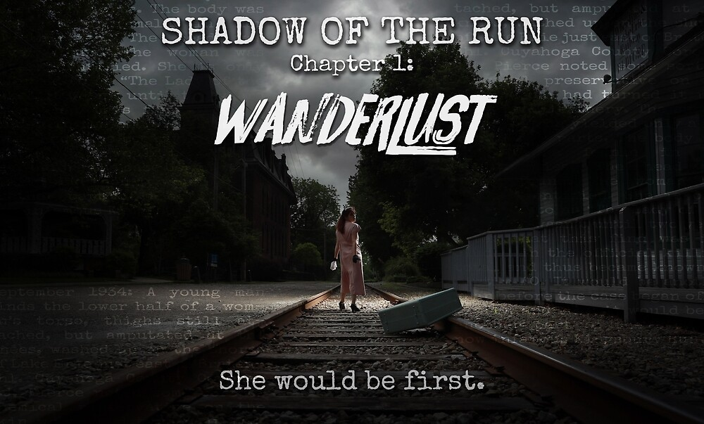 WanderLust - She would be first. by Shadow of the Run
