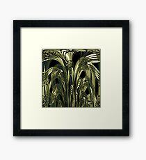 Art Nouveau Abstract  Framed Print
