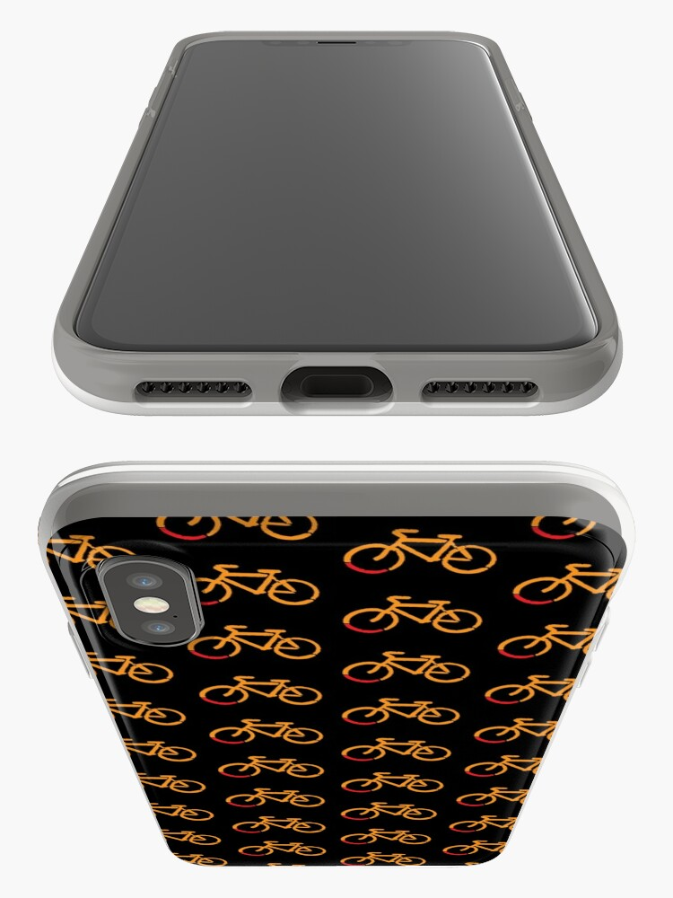 Alternate view of Bike Too iPhone Case & Cover