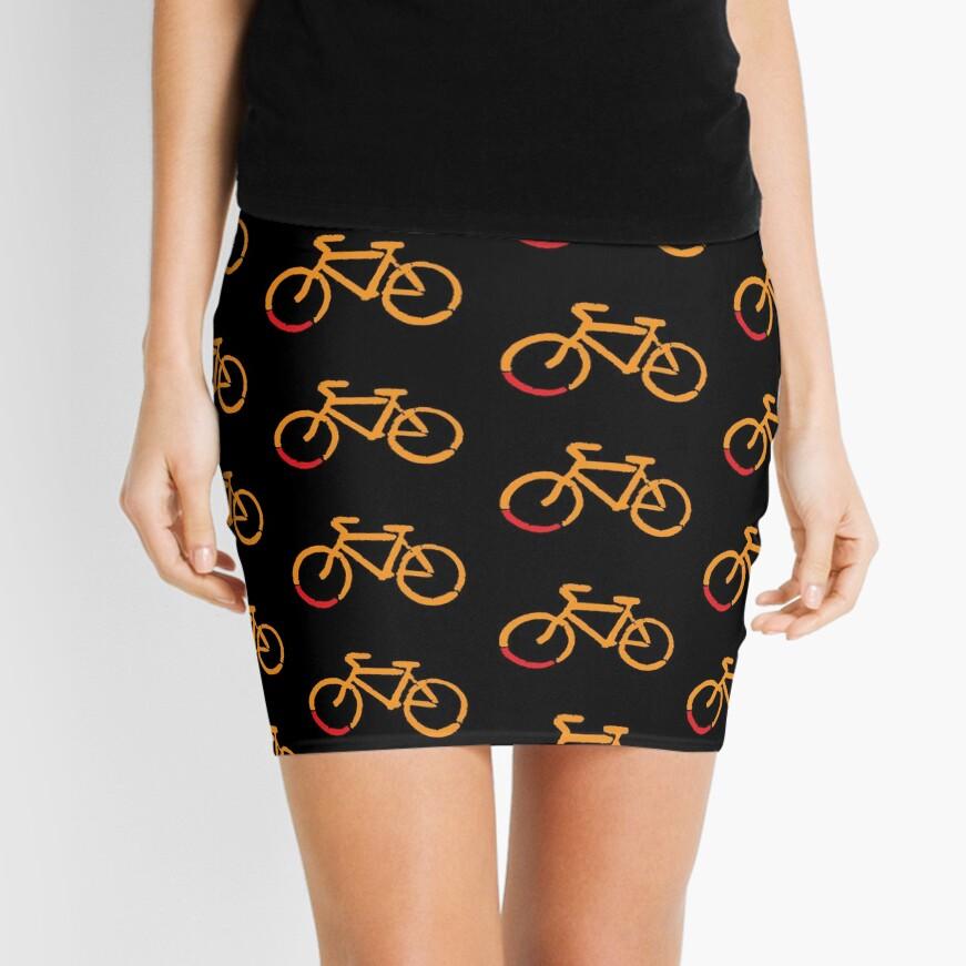 Bike Too Mini Skirt