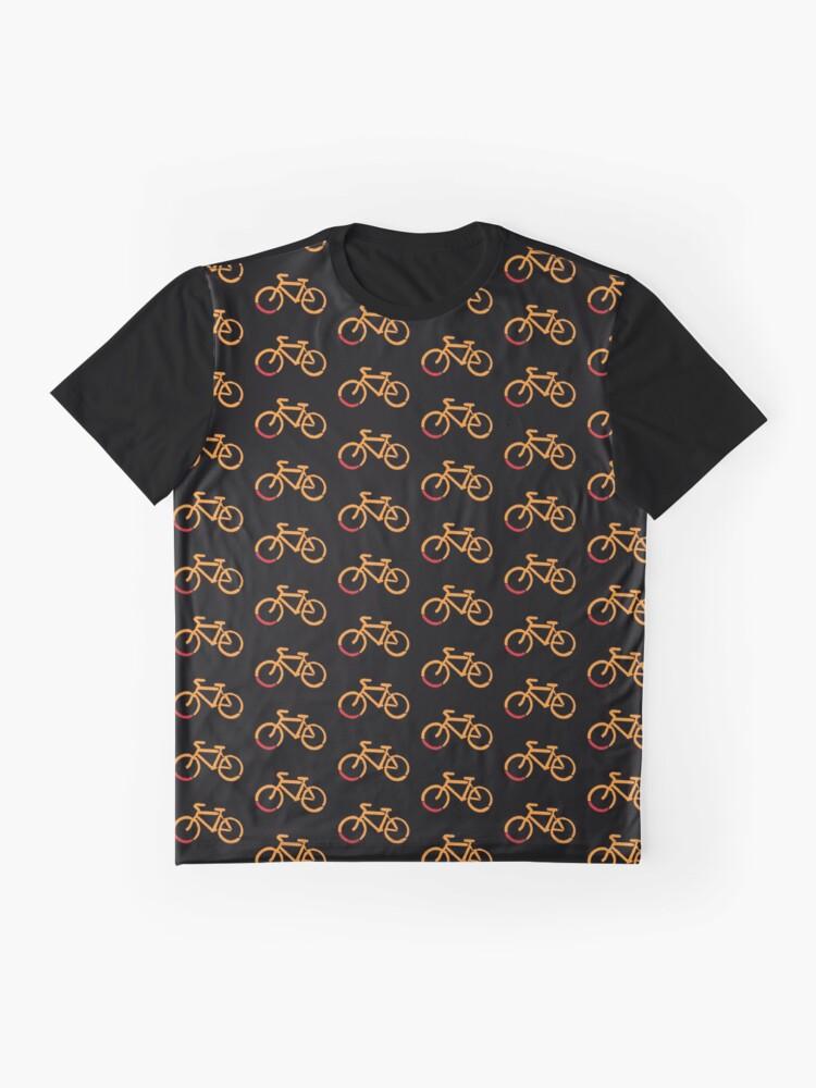 Alternate view of Bike Too Graphic T-Shirt