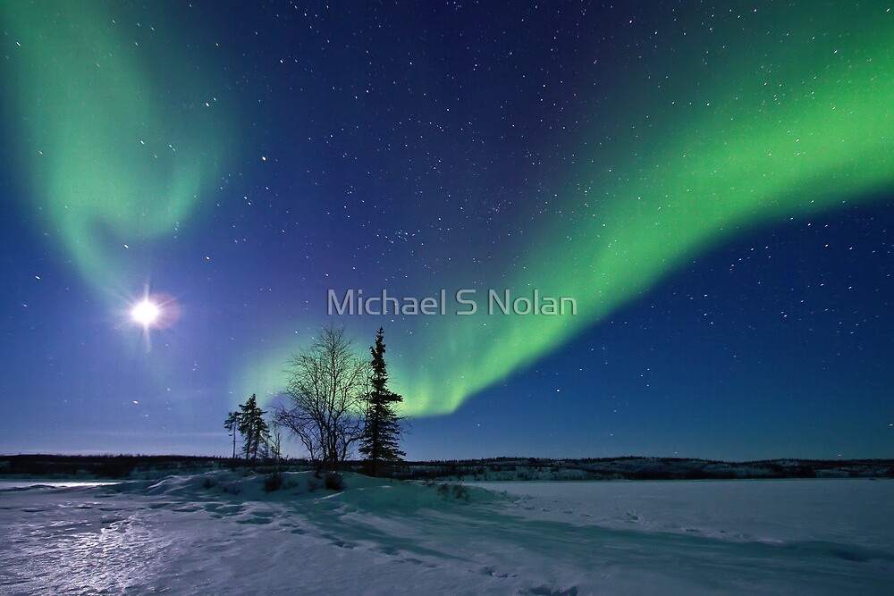 A star is born by Michael S Nolan