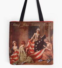 Betsy Ross Sewing Circle Tote Bag