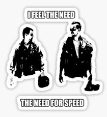 Need For Speed Sticker