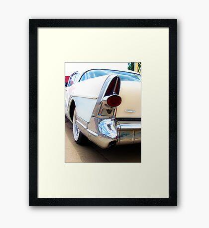 super duper also, route 66, arizona Framed Print