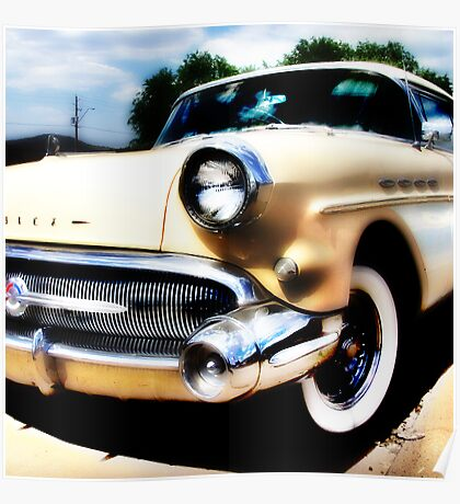 super duper too, route 66, arizona Poster