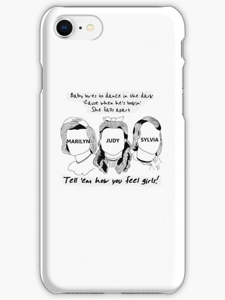 Baby Loves to Dance in the Dark [iPhone / iPod case / Print / Sticker /Tshirt] by swelldame