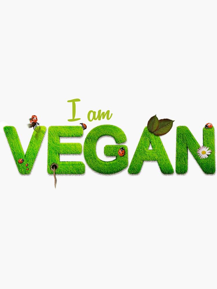 I am vegan by folfol