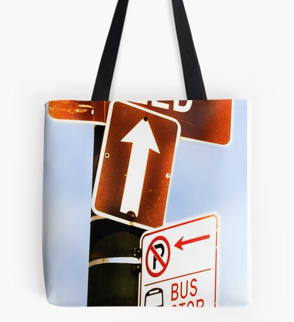 this way to wrigley field Tote Bag