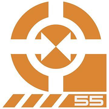Mass Effect - 55 Sign by misterDNA