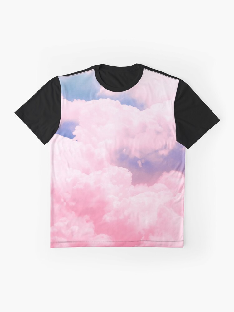 Alternate view of Candy Sky Graphic T-Shirt