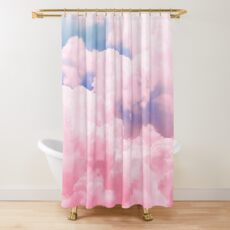 Candy Sky Shower Curtain
