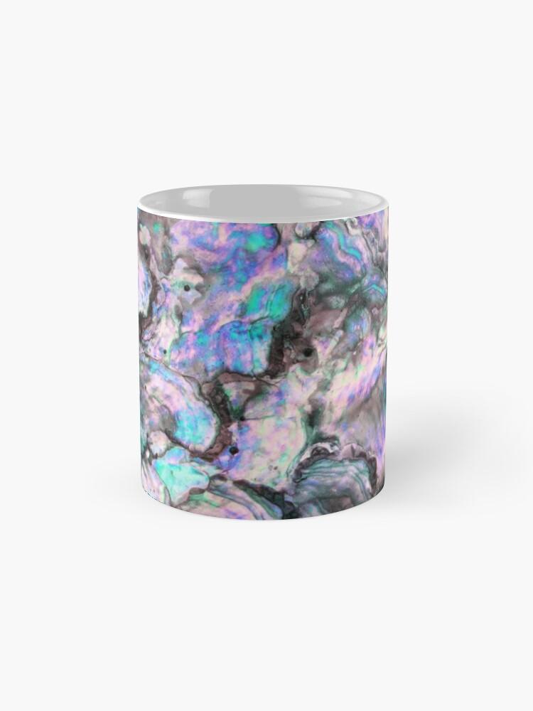 Alternative Ansicht von Meerjungfrau Textur 1 Tassen