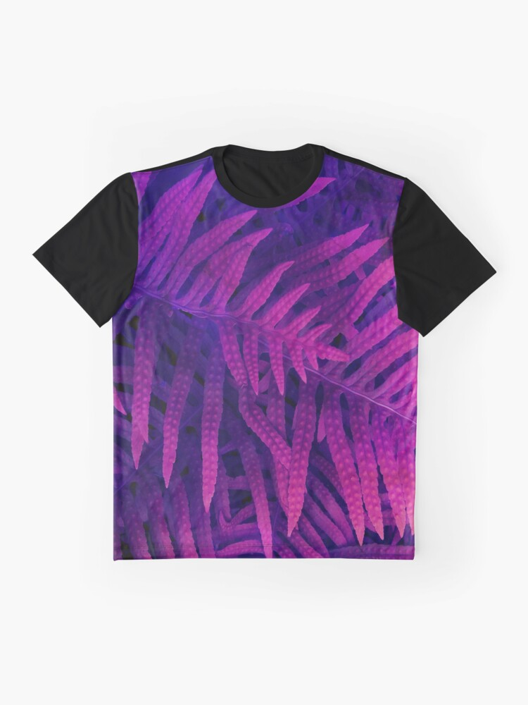 Alternate view of Ferns Graphic T-Shirt