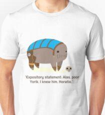Elcor Hamlet  Unisex T-Shirt