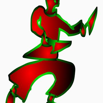 Ninja by foilthethree