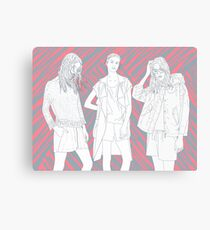 Girls Canvas Print